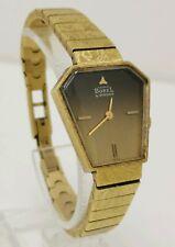 Vtg 1970s Ernest Borel by Synchron Swiss Mechanical Ladies Wrist Watch ETA 2512
