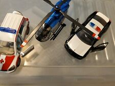 Siku sturdy diecast Toyota Rav 4  Dodge Charger and Helicopter  lot
