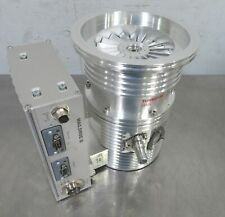 C177693 Leybold Turbovac Mag W 400 Ip Turbo Vacuum Pump Magdrive Is Controller
