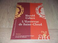 L'ENTREVUE DE SAINT-CLOUD / HAROLD COBERT