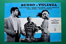 T05 FOTOBUSTA SESSO E VIOLENZA TOM CURTIS HELEN WITHERS CLIFF MORGAN JOHN HUDSON
