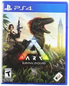 Studio Wildcard Ark: Survival Evolved (Sony PS4, 2017) BRAND NEW, SEALED