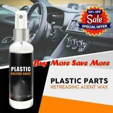 Plastic Parts Retreading Restore Agent Wax Instrument Wax Reducing Agent Car