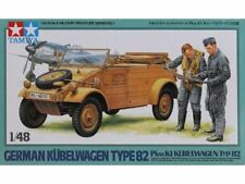 TAMIYA 1:48 KIT MEZZO MILITARE GERMAN KUBELWAGEN TYPE 82 CON 2 FIGURE ART 32501