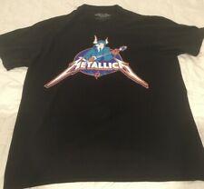 Metallica Worldwired Tour Official T Shirt The New Nassau Coliseum-Nysb-Xl-Mint