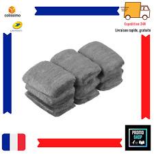 Rustins Steel Wool pour polir /& Peinture Retrait Grade 0000+