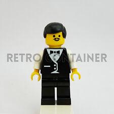 LEGO Minifigures - 1x wtr001 - Waiter - Omino Minifig Chef 6543 6416 9293 6314