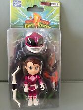 Power rangers CRYSTAL PINK ranger SDCC exclusive LOYAL SUBJECTS  **Rare** MISB