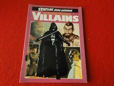 Vintage Science Fiction Magazine Star Log Villains 1980 6
