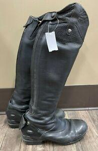 Ariat Volant Tall Boots - Black -  9.5 Med/Reg