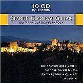 Spanish Classical Guitar (2014)