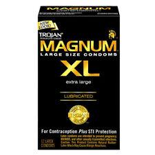 Trojan Condoms Trojan Magnum XL x 12 Condoms - Extra Large