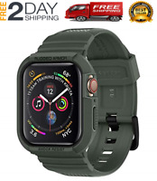 Apple Watch Rugged Protective Case Cover Armor Pro iWatch Band 44mm Series 4 Mil