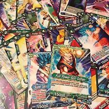 Dragon Ball Super Card Game 500 Random CARD LOT NEAR MINT