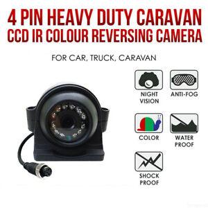 New Waterproof 170°Wide Angle HD Car Side Reverse Camera/Rear View Parking