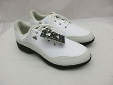 Adidas White Leather SSE Comfort Golf Spikes Women's Size 8.5