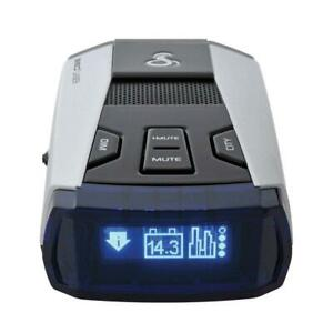 Cobra SPX 6655 IVT Ultra Performance Radar Detector New Updated IVT Filtering