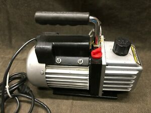 US General 2.5CFM vacuum pump 98076 115V 60Hz 1/6Hp