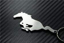 """ MUSTANG "" Porte-clés Porte-clef porte-clé V6 GT shelby MOYEU 302 cheval"