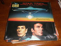 Star Trek 45/BOOKLET The Motion Picture SEALED