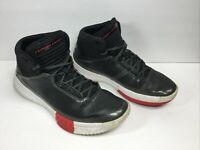 Under Armour Mens High Top Basketball Shoes Black Athletic Sneakers Size 10.5