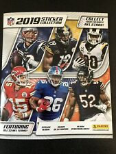 2019 Panini NFL Football Sticker Collection (Album w/ All 558 Stickers)