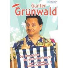 """GÜNTER GRÜNWALD """"DER BOTSCHAFTER DES GUTEN..."""" DVD NEU"""