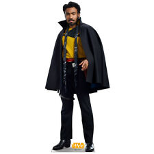 LANDO CALRISSIAN Solo: A Star Wars Story CARDBOARD CUTOUT Standup Standee Glover