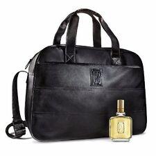 Paul Sebastian Cologne 2 Pc GIFT SET Men 4 oz Spray + New Black Weekender Bag