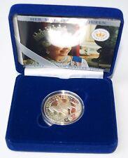 Royal Mint 2002 Golden Jubilee Elizabeth 2 £5 CROWN  Silver Proof Cased COA