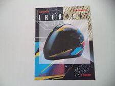 advertising Pubblicità 1995 CASCO HELMET JEB'S IRONVENT