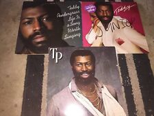 Teddy Pendergrass LP Lot Of 3 Records Vg+ R&B Soul