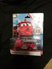2020 Disney Pixar Cars Deluxe Red fire truck