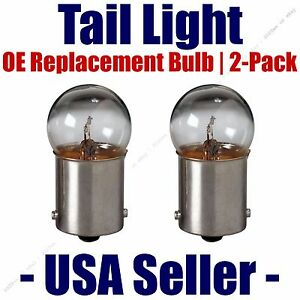 Tail Light Bulb 2pk - OE Replacement Fits Listed Eagle Vehicles - 67