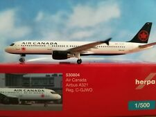 Herpa Wings  1:500 530804  Air Canada Airbus A321 - C-GJWO