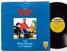 ENRIQUE RIVAS Eternamente Para Ti LP Latin Cumbia Conjunto NEAR-MINT vinyl #1213