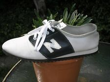 NEW BALANCE RC100 VINTAGE 70S LEATHER TRAINERS SIZE 11.5 UK