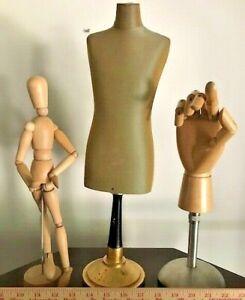 Vintage mannequins - lot of 3