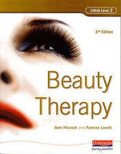S/NVQ Level 2 Beauty Therapy by Jane Hiscock, Frances Lovett (Paperback, 2004)