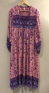 Spell Designs Vintage Blossom Folktown Gown M