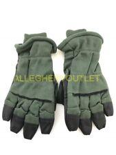 USGI Military Intermediate Cold Weather Flyer's Gloves HAU-15/P Sage Green NIB