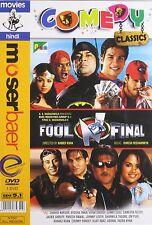 FOOL N FINAL (SUNNY DEOL, SHAHID KAPUR, AYESHA TAKIA) - BOLLYWOOD DVD