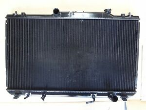 Radiator For Toyota Camry Altise Sportivo ACV36R ACV36 2.4L 4cyl 02-06 reco