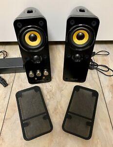 Creative GigaWorks T20 Series II PC Lautsprecher - schwarz - wie NEU! 28 Watt