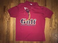 Golf Myrtle Beach Polo Shirt Mens Medium Hanes Vintage 1990s