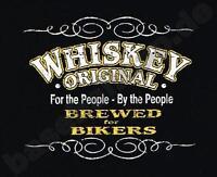 T-Shirt #547 WHISKEY ORIGIANAL , EAGLE, Biker CHOPPER, Route 66 Dragrace USA