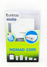 1 x UNiROSS 5200 mAh POWERBANK for iPhone 3/4/4S/5/5S SAMSUNG S3/S4 DUAL USB OUT