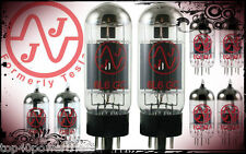 JJ  premium Tube Set for Fender Super Reverb, Pro Reverb, & Bandmaster Reverb !!