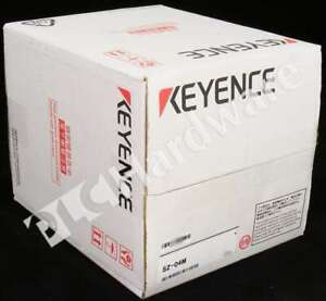 New Sealed Keyence SZ-04M SZ series Safety Laser Scanner Main Unit 24V DC Qty