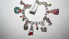Brighton Holly Christmas Charm Bracelet Winter Holiday JB7412 BRAND NEW W/ TAG